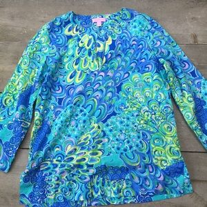 Lily Pulitzer FLORAL Tunic